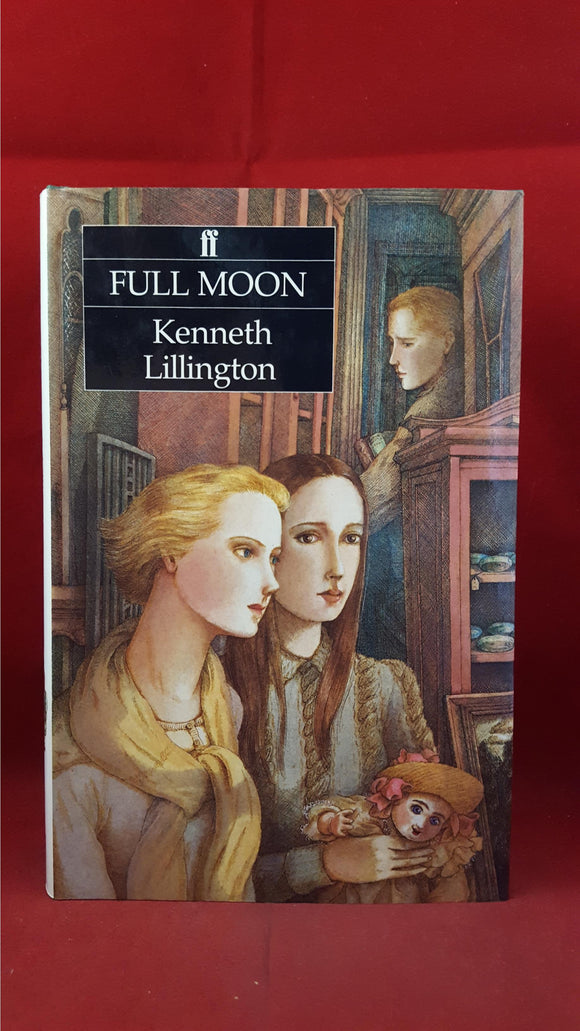Kenneth Lillington - Full Moon, Faber & Faber, 1986, First Edition