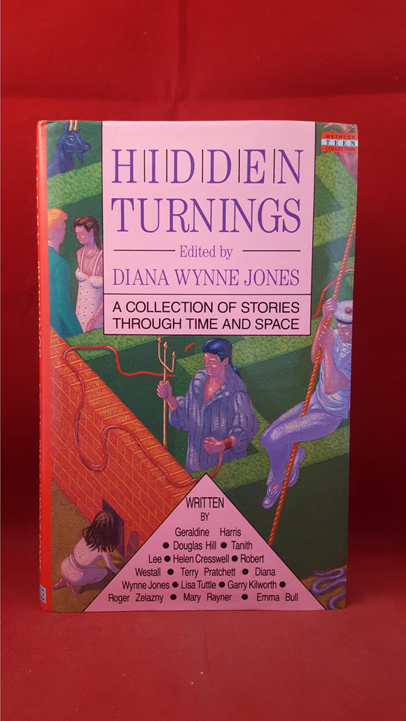 Diana Wynne Jones - Hidden Turnings, Methuen, 1989, First Edition