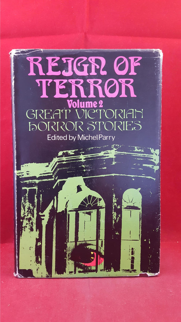 Michel Parry - Reign Of Terror, Severn House, 1978, First British Edition