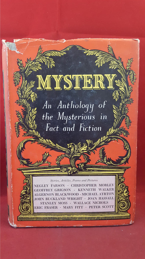 Mystery An Anthology of the Mysterious in Fact & Fiction, Hulton Press, 1952