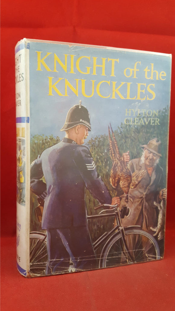 Hylton Cleaver - Knight Of The Knuckles, Frederick Warne, 1940