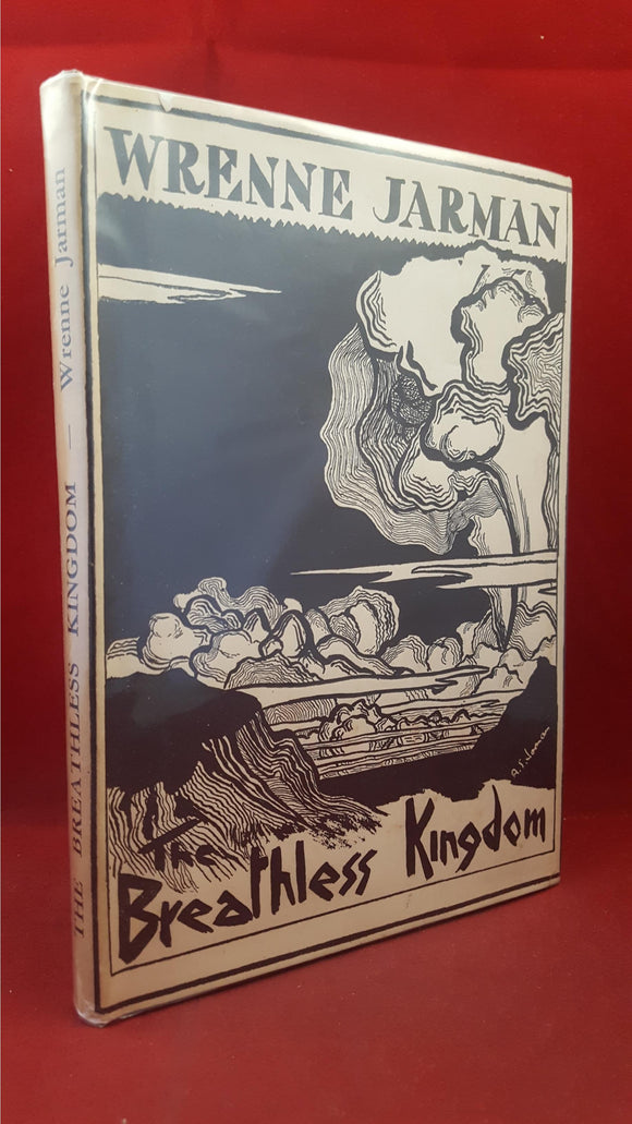 Wrenne Jarman - The Breathless Kingdom, The Fortune Press, 1948, First Edition, Signed