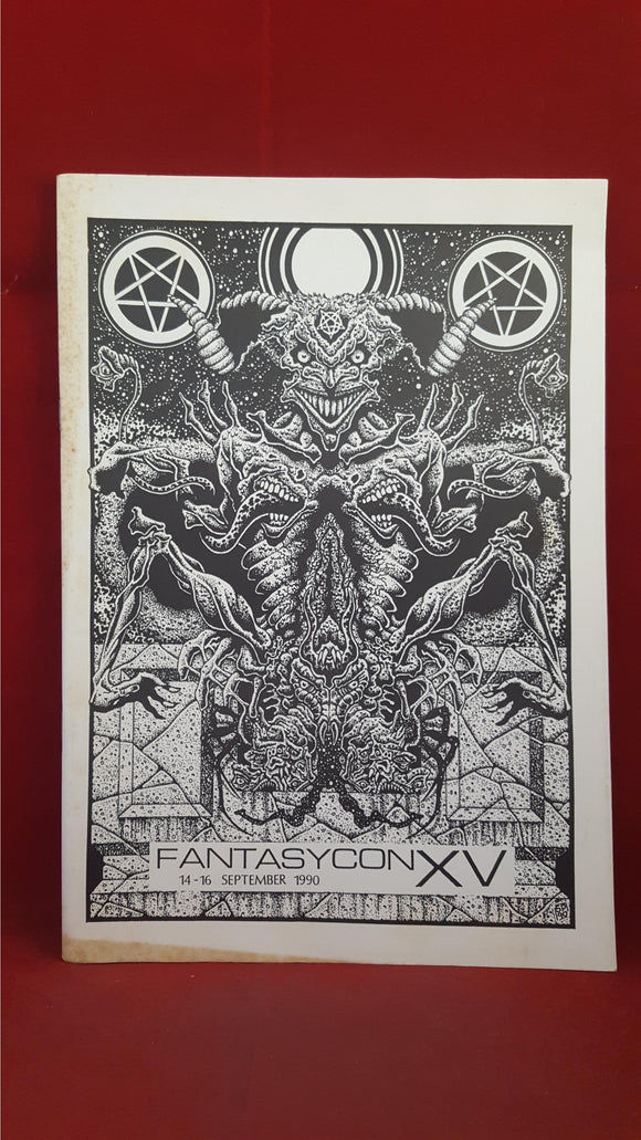 Fantasycon XV, 16 September 1990, The British Fantasy Society