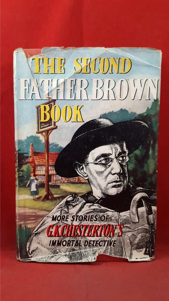 G K Chesterton - The Second Father Brown Book, Cassell, 1959