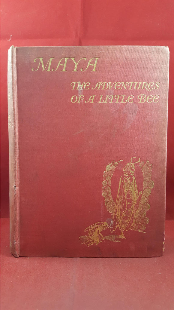 Waldemar Bonsels - Maya: The Adventures of a Little Bee, Hutchinson, No date