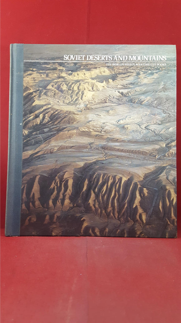 George St George - Soviet Deserts and Mountains, Time-Life Books, 1974