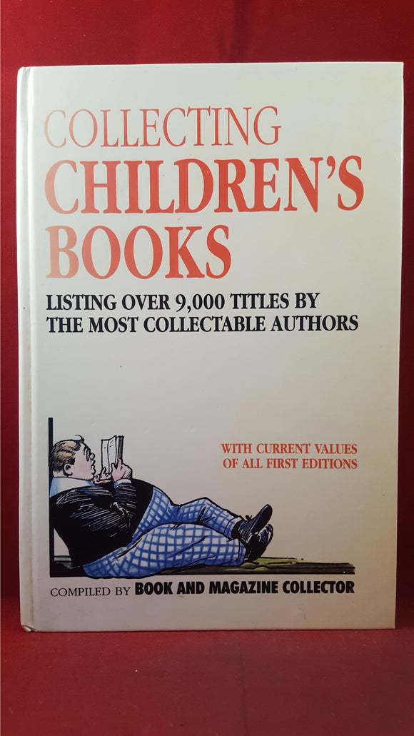 Crispin Jackson - Collecting Children's Books, Diamond, 1995, First Edition, Signed
