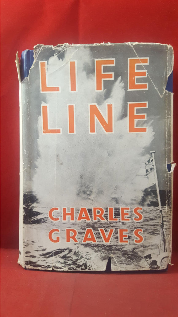 Charles Graves - Life Line, William Heinemann, 1941