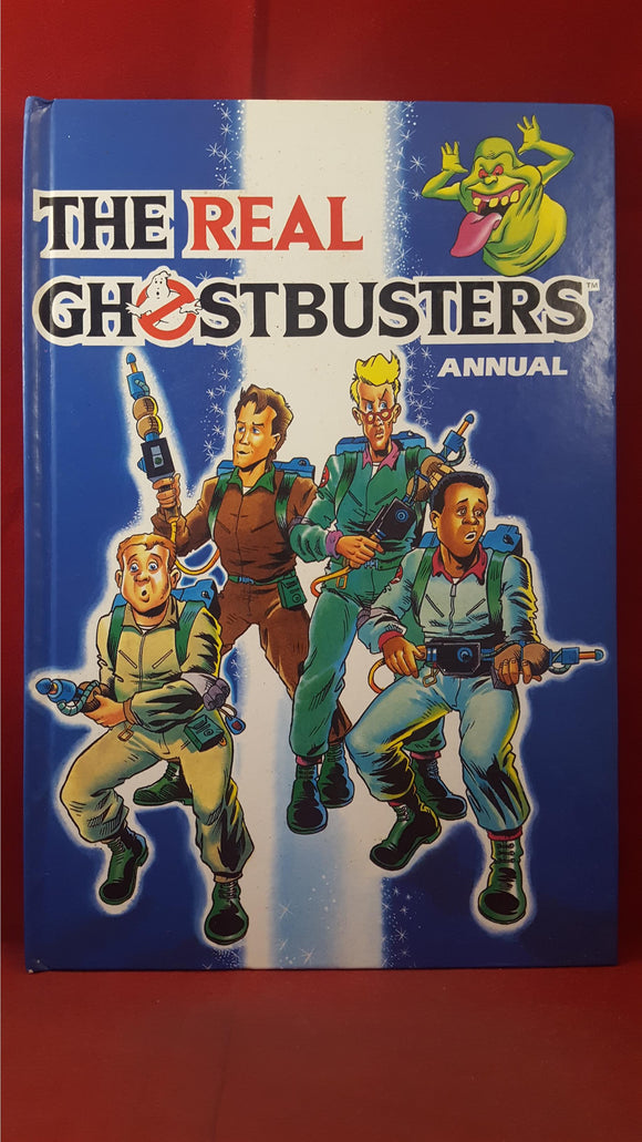 The Real Ghostbusters Annual, Marvel Comics, 1989