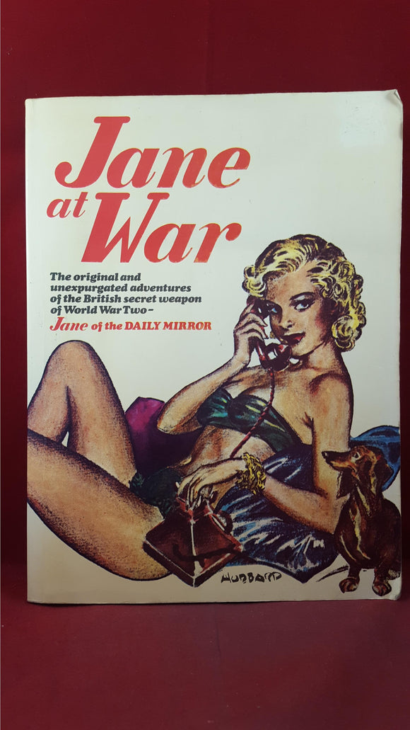 Daily Mirror - Jane at War, Wolfe Publishing, 1976