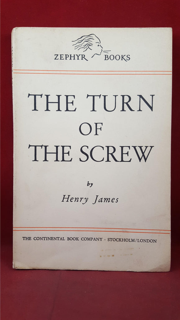 Henry James - The Turn Of The Screw, Zephyr Books, 1947