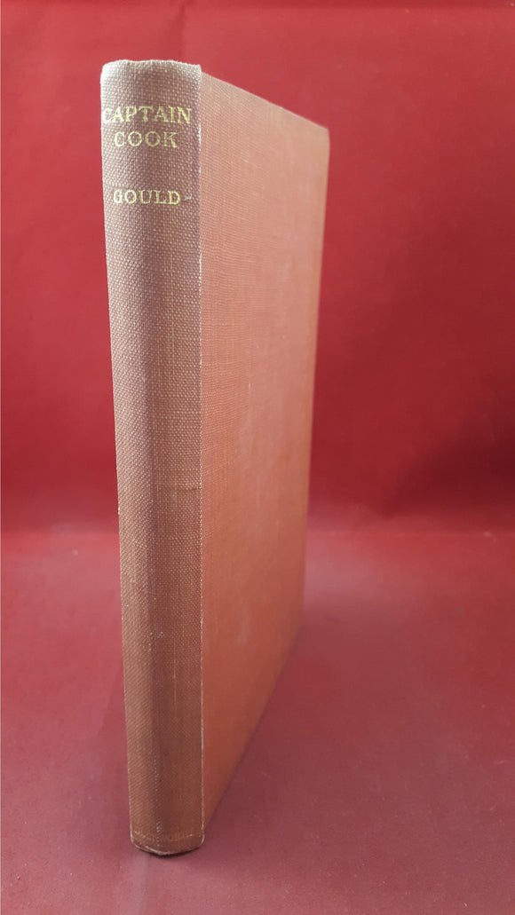 R T Gould - Captain Cook, Duckworth, First Published 1935