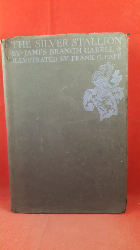 James Branch Cabell - The Silver Stallion, John Lane, 1928, First UK Edition