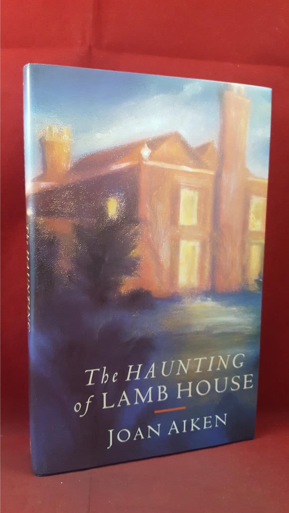 Joan Aiken - The Haunting of Lamb House, Cape, 1991, 1st Edition, Signed, Inscribed