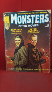 Monsters Of The Movies Volume 1 Number 8 August 1975