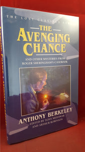 Anthony Berkeley - The Avenging Chance & Other Mysteries, Crippen, 2004, 1st Edition