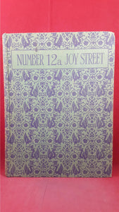 Algernon Blackwood - Number 12a Joy Street, Basil Blackwell, no date