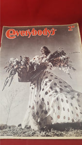 Everybody's Weekly March 22 1947