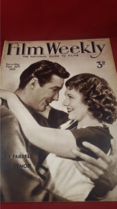 Film Weekly - The National Guide To Films, Saturday February 20th 1932