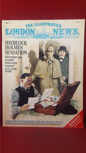 The Illustrated London News Number 7065 Volume 275 April 1987