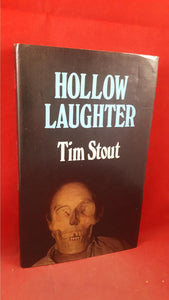 Tim Stout - Hollow Laughter, Abelard, 1978, First Edition