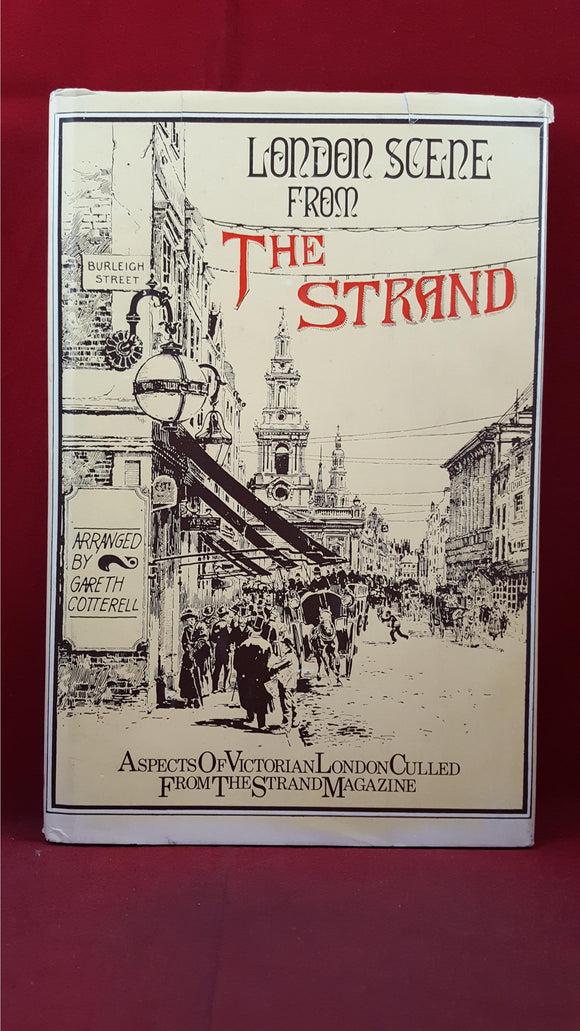 Gareth Cotterell - London Scene from The Strand, Diploma Press, 1974, First Edition