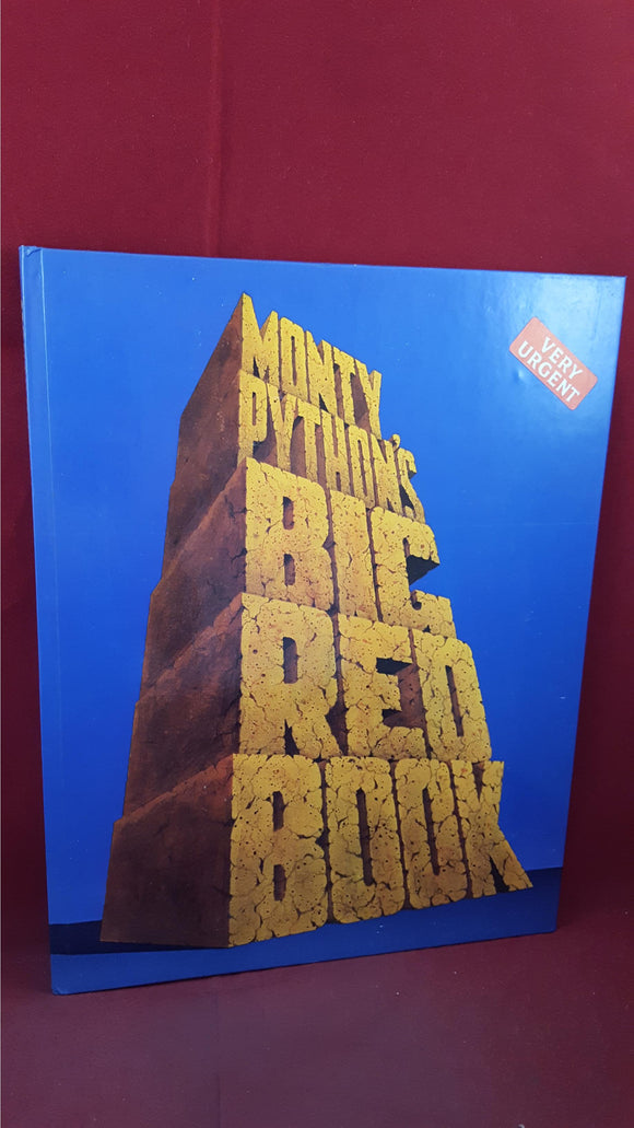 Eric Idle - Monty Python's Big Red Book, Methuen, 1971, Limited 1/29,999