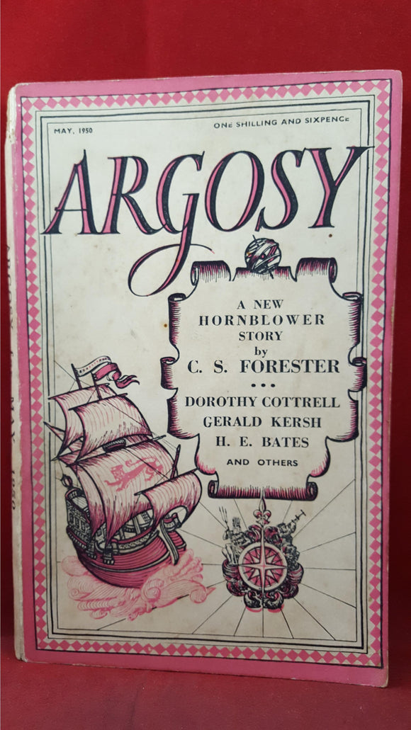Argosy  May  1950 - Bram Stoker - Judge's House