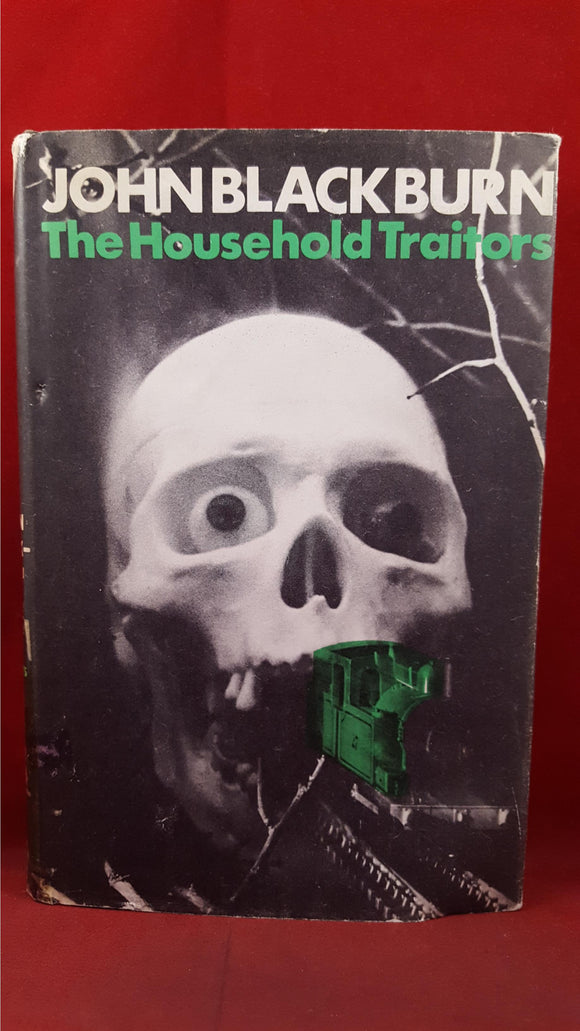 John Blackburn - The Household Traitors, Jonathan Cape, 1971, First Edition
