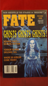 Phyllis Galde -  FATE October 1992 Volume 45 Number 10 Issue 511, Llewellyn Worldwide