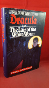 Bram Stoker - Dracula and The Lair of the White Worm, W Foulsham, 1986, 1st Edition