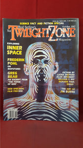 Rod Serling's - The Twilight Zone Magazine, October 1987