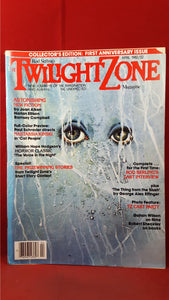 Rod Serling's - The Twilight Zone Magazine, April 1982