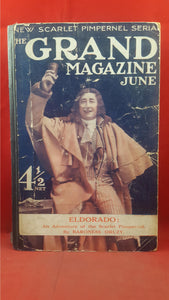 The Grand Magazine June 1912 Volume XV Number 88, Baroness Orczy