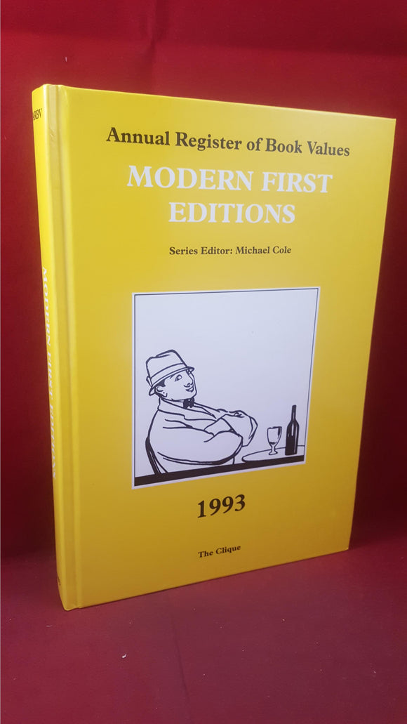 Michael Cole - Modern First Editions 1993, The Clique