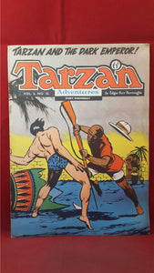 Edgar Rice Burroughs - Tarzan, Volume 6 Number 32, 10 November 1956