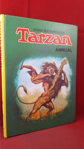 Edgar Rice Burroughs - Tarzan Annual, Brown Watson Limited, 1974