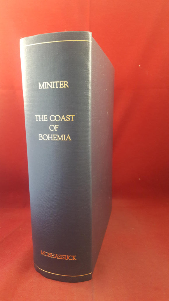 Edith Miniter - The Coast Of Bohemia and Other Writings, Moshassuck Press, 2000