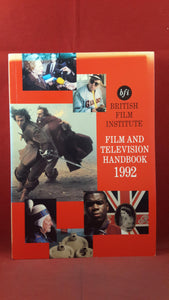 David Leafe - Film & Television Handbook 1992, British Film Institute