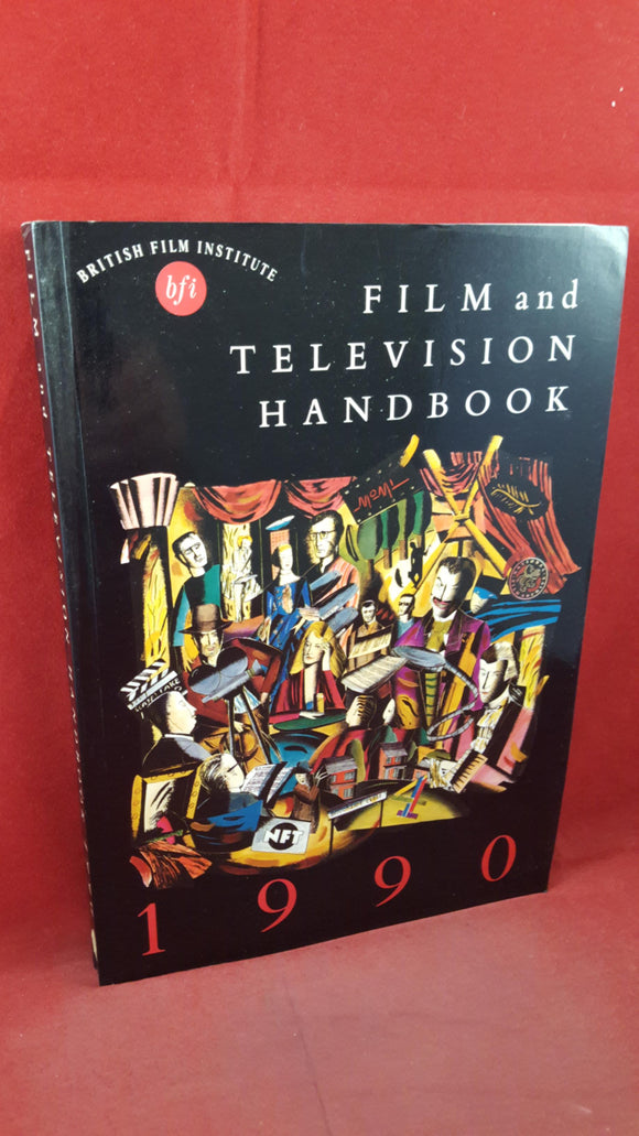 David Leafe - Film & Television Handbook 1990, British Film Institute