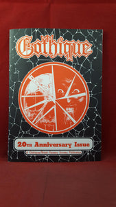 Gothique 20th Anniversary Issue, British Fantasy Society Booklet Number 8, July 1985