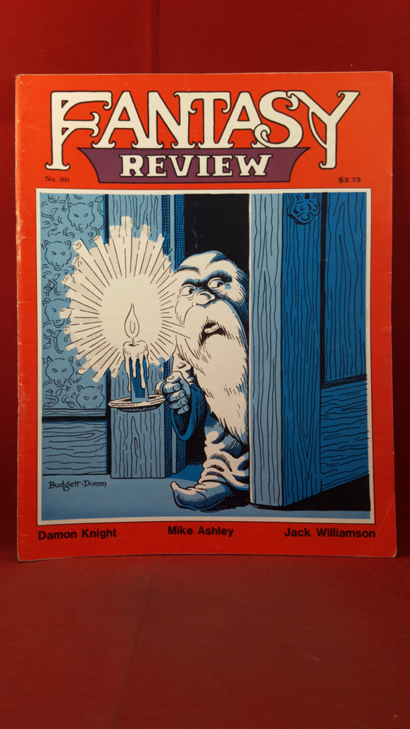 Fantasy Review Number 86 - December 1985,  Volume 8, No. 12