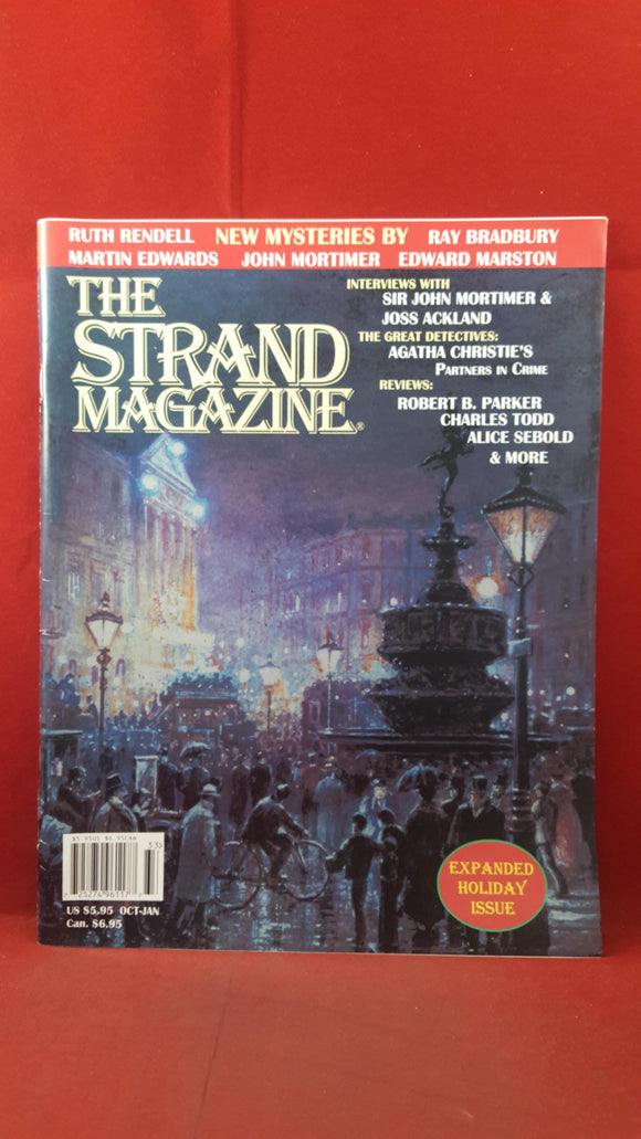 The Strand Magazine Issue XI 2003