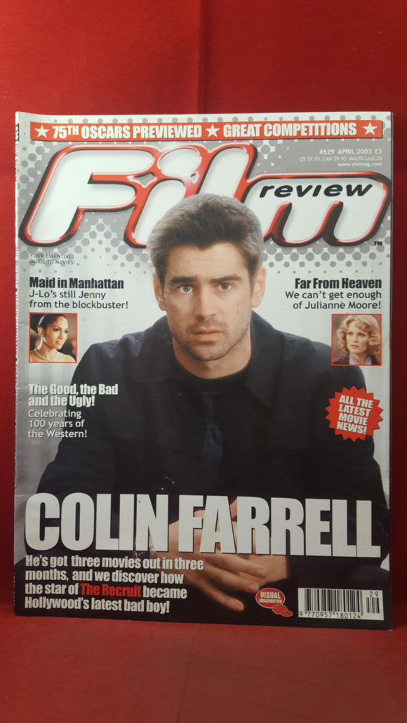Neil Curry - Film Review Number 629 April 2003