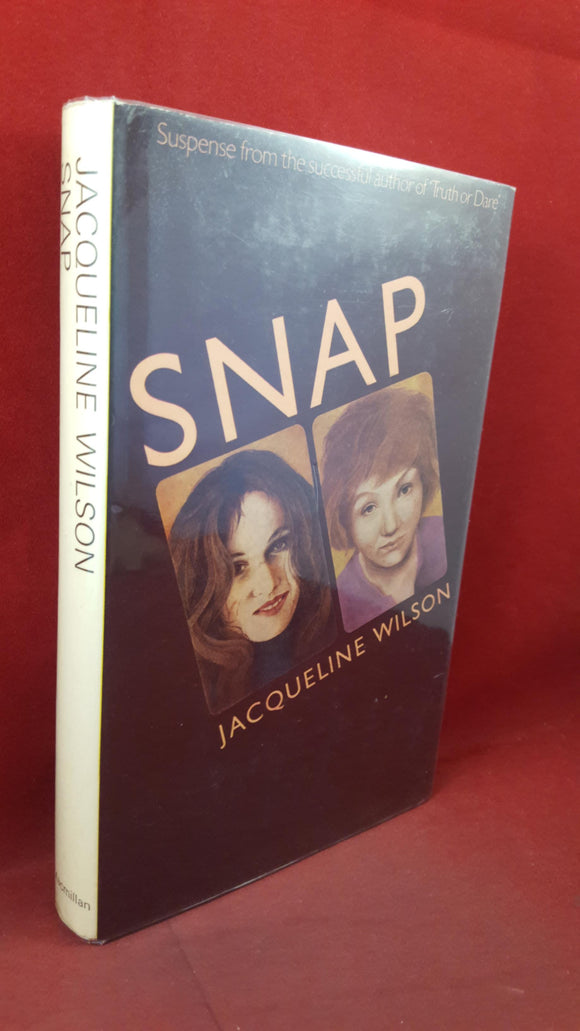 Jacqueline Wilson - Snap, Macmillan, 1974, First Edition