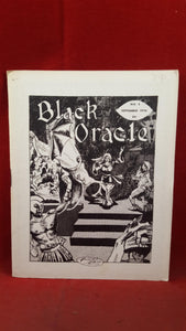George Stover - Black Oracle Number 4 September 1970