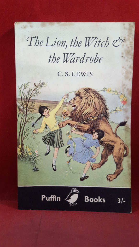 C S Lewis - The Lion, the Witch & the Wardrobe, Penguin Books, 1959