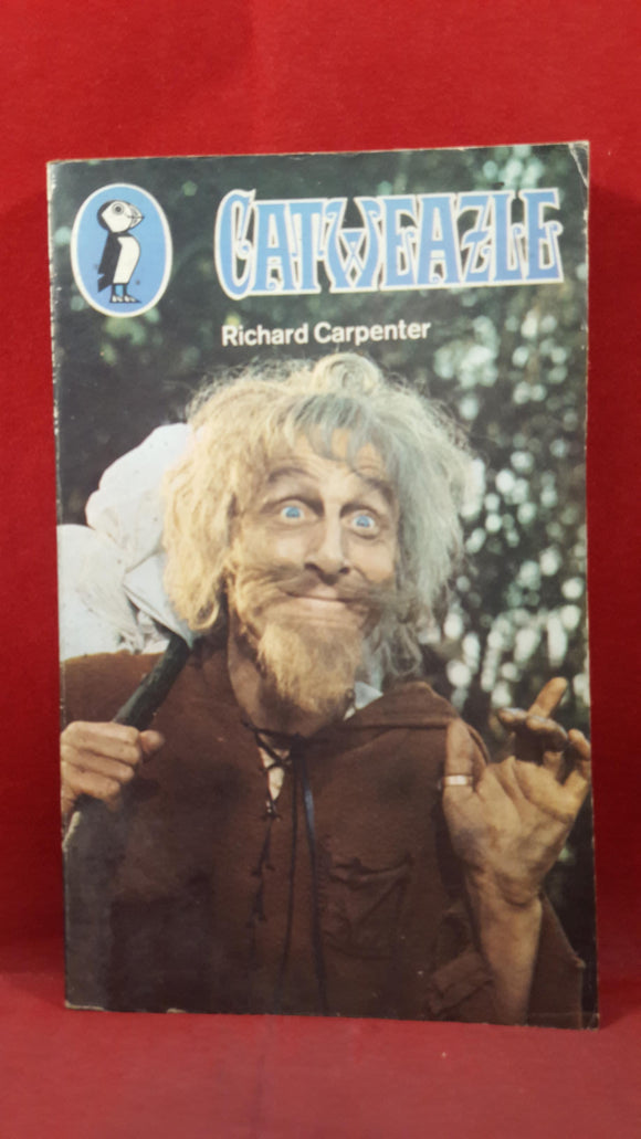 Richard Carpenter - Catweazle, Penguin Books, 1970