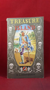 R L Stevenson - Treasure Island, Penguin Books, 1953