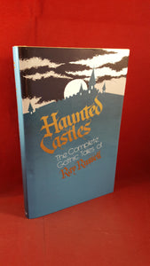 Ray Russell - Haunted Castles Gothic Tales, Maclay & Associates, 1985, First Edition